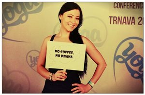 no coffee no prana