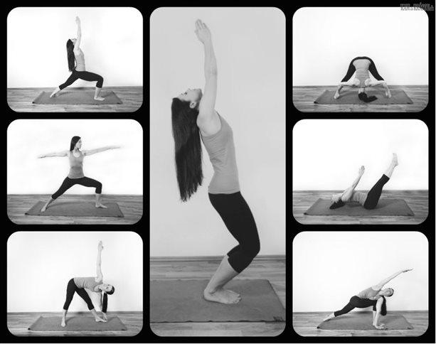 Pozície posilňujúce stehná