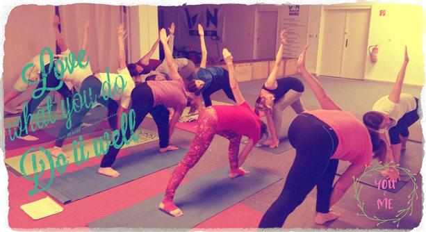 Valentinska ashtanga joga